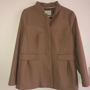 EUC gorgeous Banana Republic wool coat